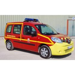 NOREV Renault Kangoo 2013 Pompiers Secours Santé (%)