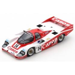 SPARK S9864 Porsche 956 n°14 24H Le Mans 1985