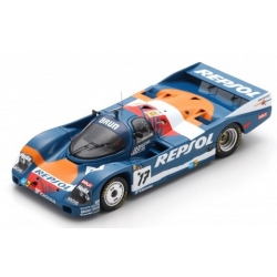 SPARK Porsche 962C n°17 24H...