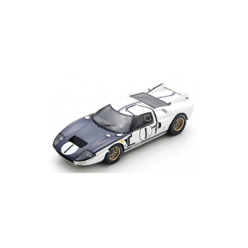 SPARK S4532 Ford GT40 MK2 n°1 24H Le Mans 1965