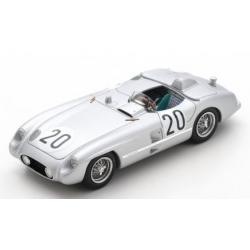 SPARK S4734 Mercedes 300 SLR n°20 24H Le Mans 1955