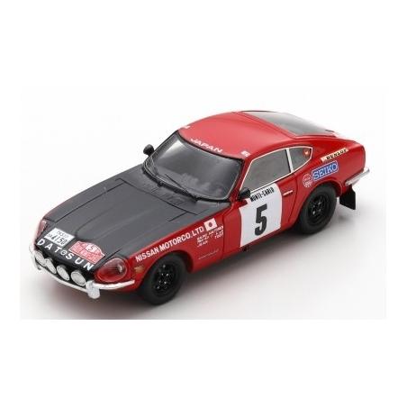 SPARK Datsun 240 Z n°5 Aaltonen Monte Carlo 1972