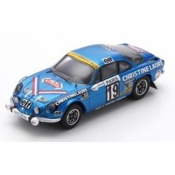 SPARK Alpine A110 SC n°19...