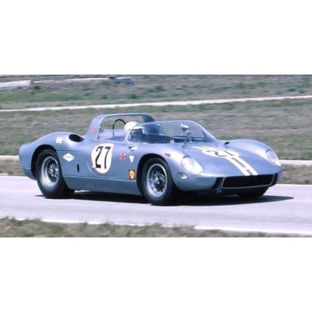 LOOKSMART Ferrari 330 P n°27 12H Sebring 1965 (%)