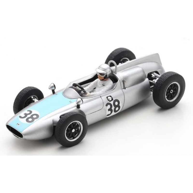 SPARK Cooper T53 n°38 Collomb Nürburgring 1961