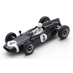 SPARK Cooper T53 n°4 Moss Winner International Trophy 1961
