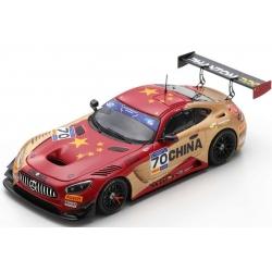 SPARK Mercedes GT3 n°70 FIA...