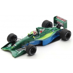SPARK Jordan 191 n°33 de Cesaris Montreal 1991 (%)