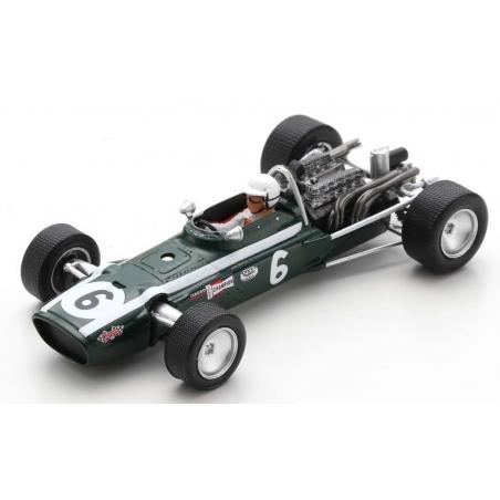 SPARK Cooper T86B n°6 Scarfiotti Monaco 1968
