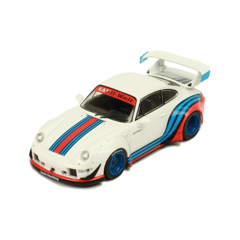 IXO Porsche 911 RWB (993)
