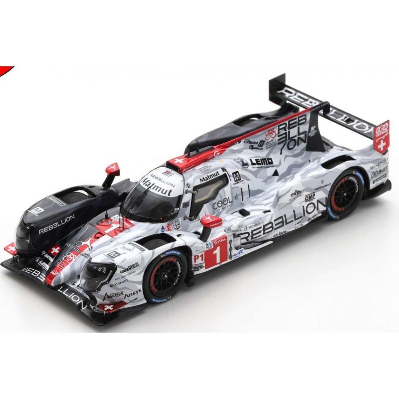 SPARK S7955  Rebellion R13 - Gibson n°1 24H Le Mans 2020