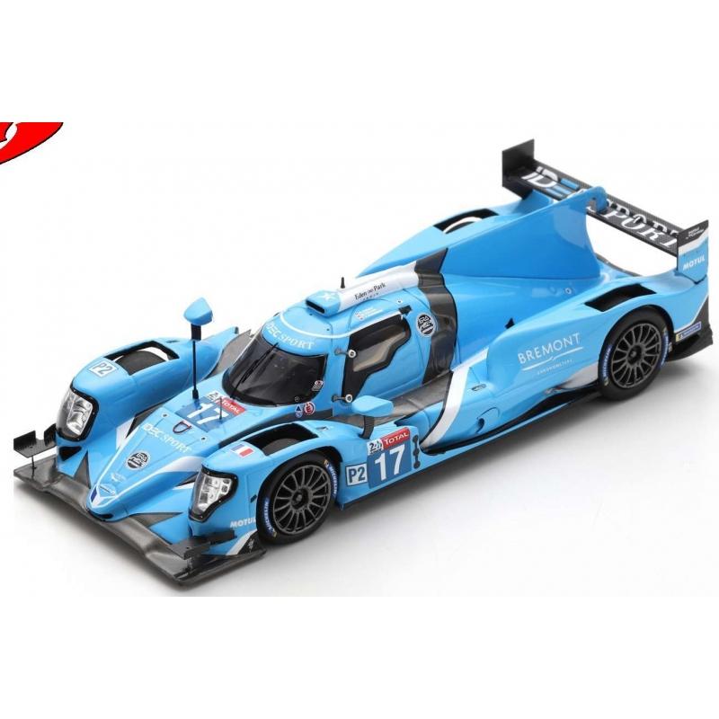 SPARK S7961 Oreca 07 - Gibson n°17 24H Le Mans 2020