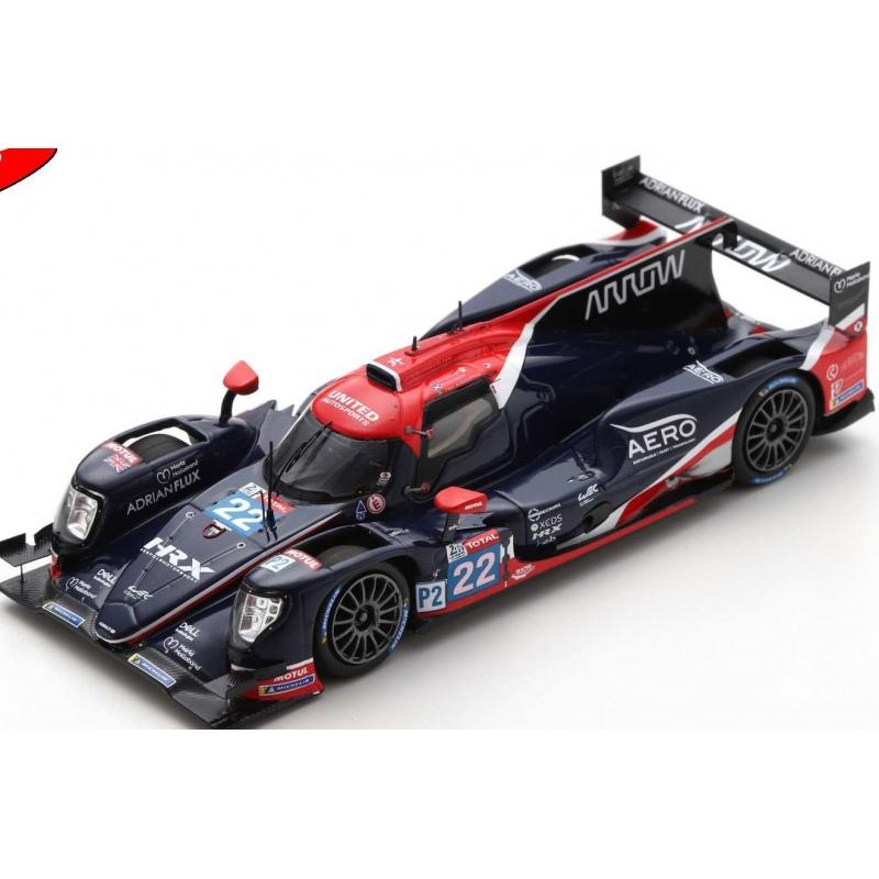 SPARK S7963 Oreca 07 - Gibson n°22 24H Le Mans 2020