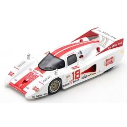 SPARK Lola T600 n°18 John...