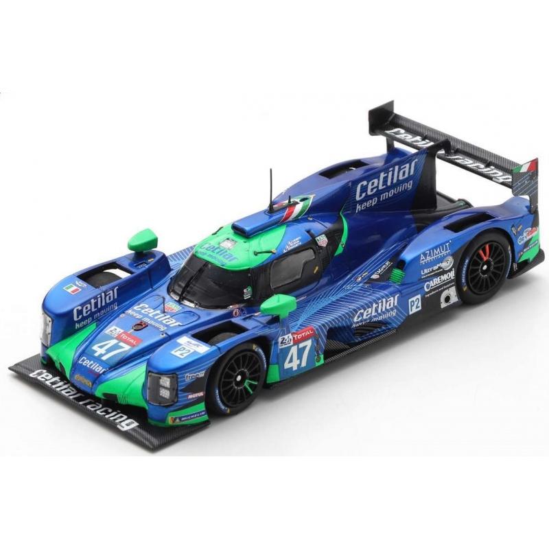 SPARK S7981 Dallara P217 - Gibson n°47 24H Le Mans 2020