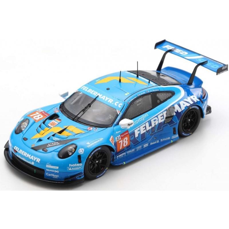 SPARK S7990 Porsche 911 RSR n°78 24H Le Mans 2020
