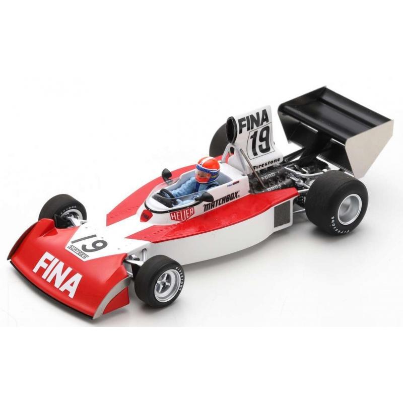 SPARK Surtees TS16 n°19 Jabouille Österreichring 1974 (%)