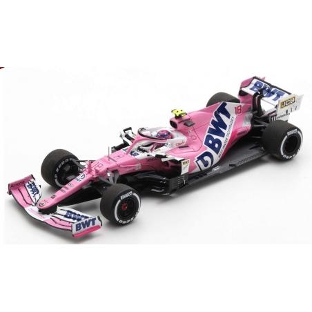 SPARK Racing Point Mercedes RP20 n°18 Perez Spa 2020