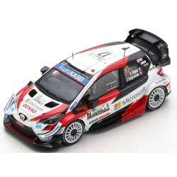 SPARK Toyota Yaris WRC n°17...