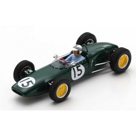 SPARK Lotus 21 n°15 Ireland Vainqueur Watkins Glen 1961