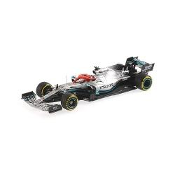 MINICHAMPS Mercedes W10...