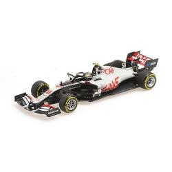 MINICHAMPS Haas Ferrari...