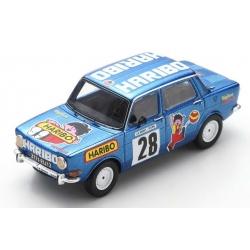 SPARK Simca Rallye 2 n°28...