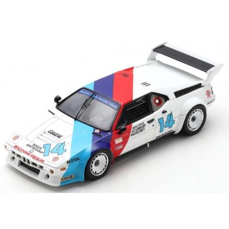 SPARK US085 BMW M1 n°14 24H Daytona 1981