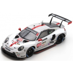 SPARK US121 Porsche 911 RSR n°912 GTLM 24H Daytona 2020