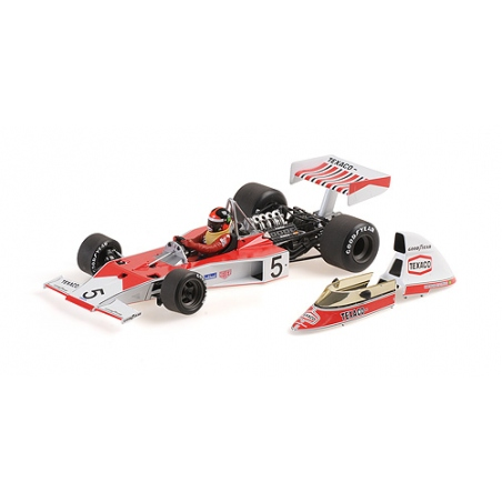MINICHAMPS 1/18 McLaren Ford M23 Fittipaldi Champion du monde 1974