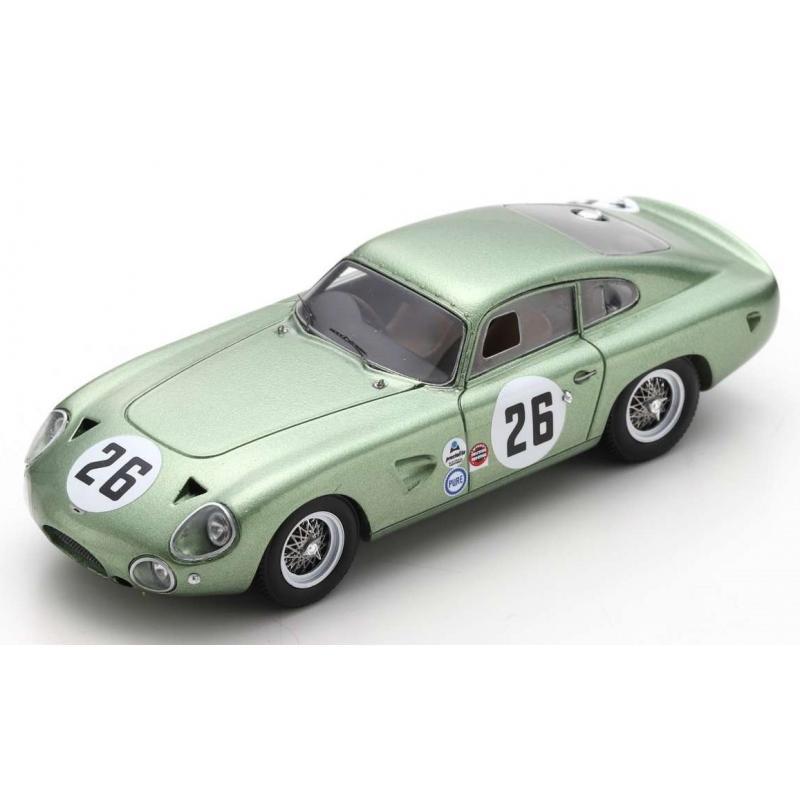 SPARK S3684 Aston Martin DP214 n°26 2000 KM Daytona 1964