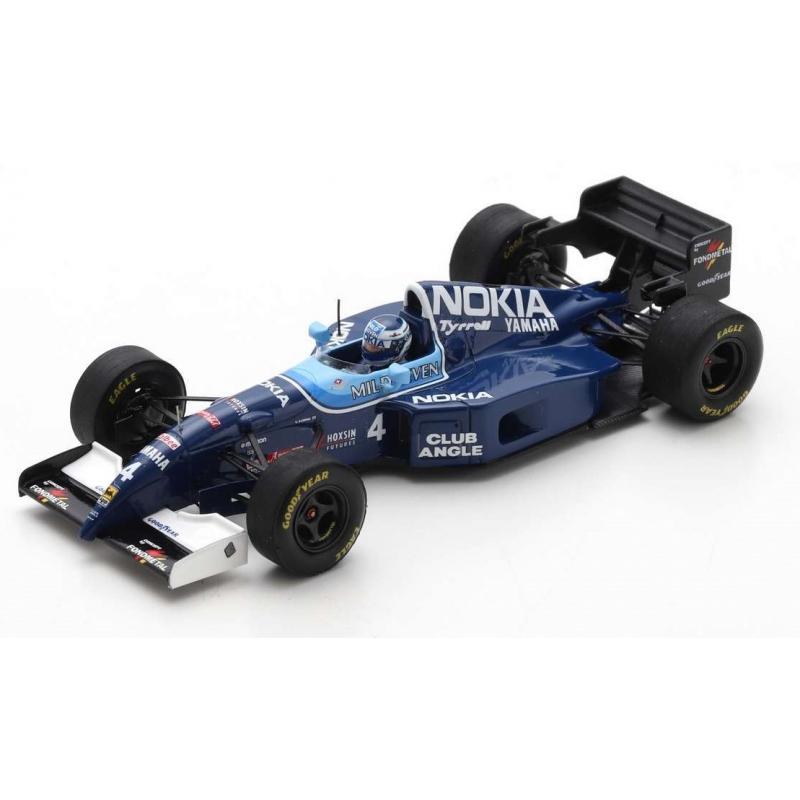 SPARK Tyrrell 023 n°4 Salo Interlagos 1995 (%)
