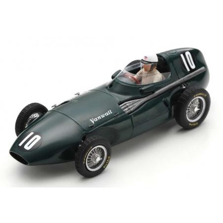 SPARK Vanwall VW2 n°10 Schell Spa 1956 (%)