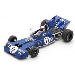 SPARK Tyrrell 003 n°11...