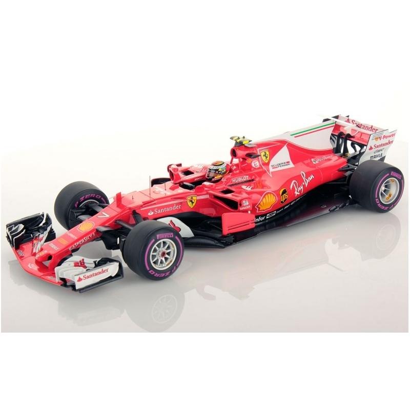LOOKSMART 1/18 Ferrari SF70-H Raikkonen Melbourne 2017