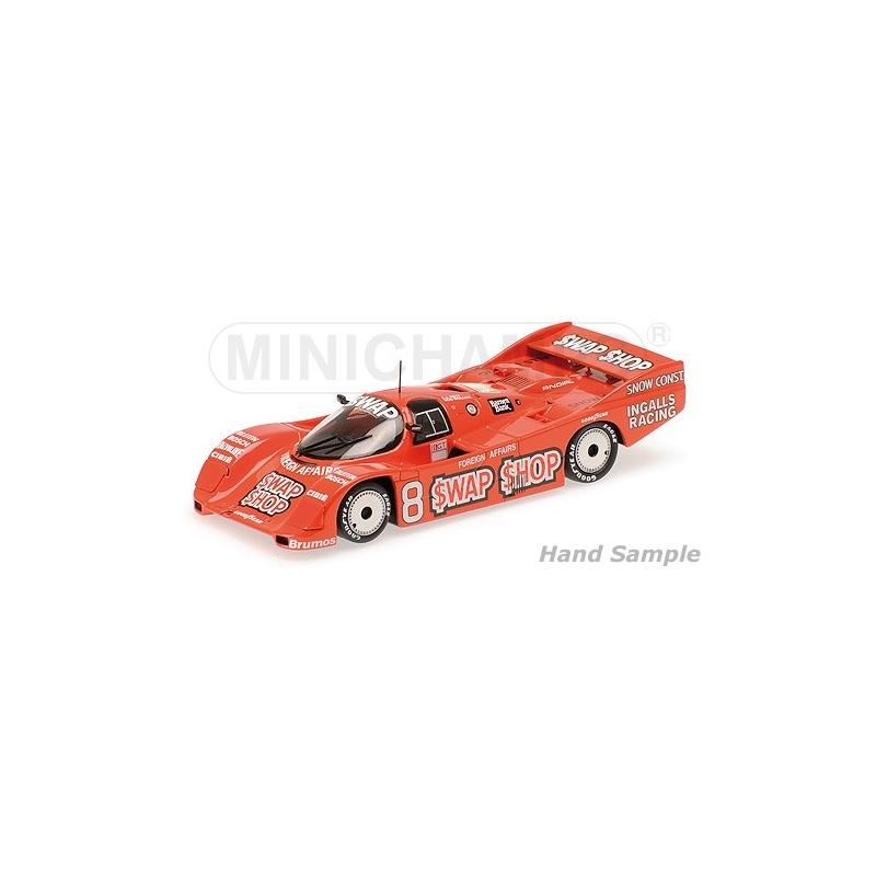 MINICHAMPS Porsche 962 IMSA Winner 12H Sebring 1985