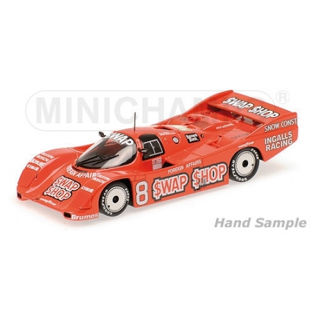 MINICHAMPS Porsche 962 IMSA Vainqueur 12H Sebring 1985