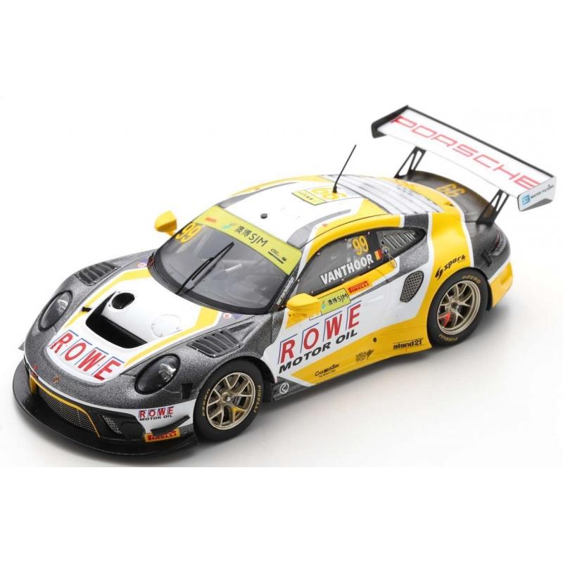 SPARK Porsche 911 RSR n°88 Le Mans 2016 (%)