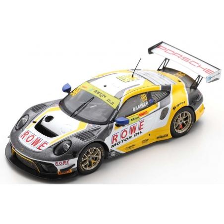 SPARK Porsche 911 GT3 R n°98 Bamber FIA GT World Cup Macau 2019
