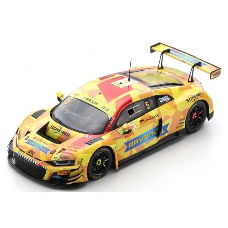 SPARK Audi R8 LMS n°5 Haase FIA GT World Cup Macau 2019