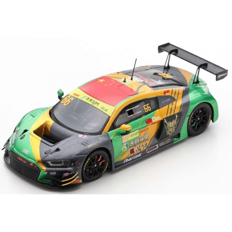 SPARK Audi R8 LMS n°66 Chen FIA GT World Cup Macau 2019