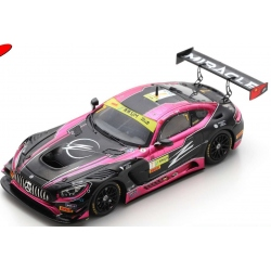SPARK Mercedes GT3 n°7 Fong...