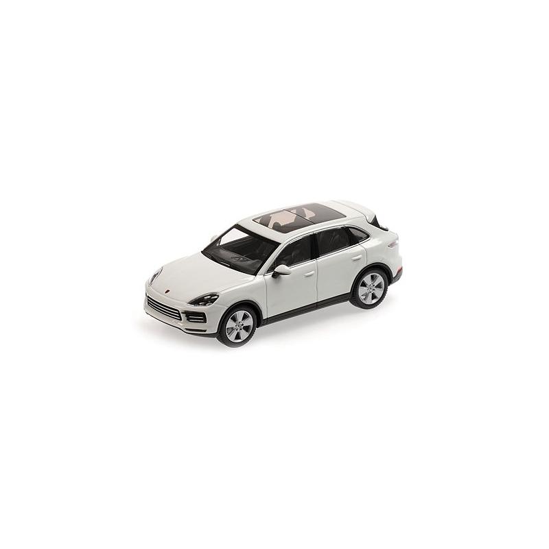 MINICHAMPS Porsche Cayenne 2017