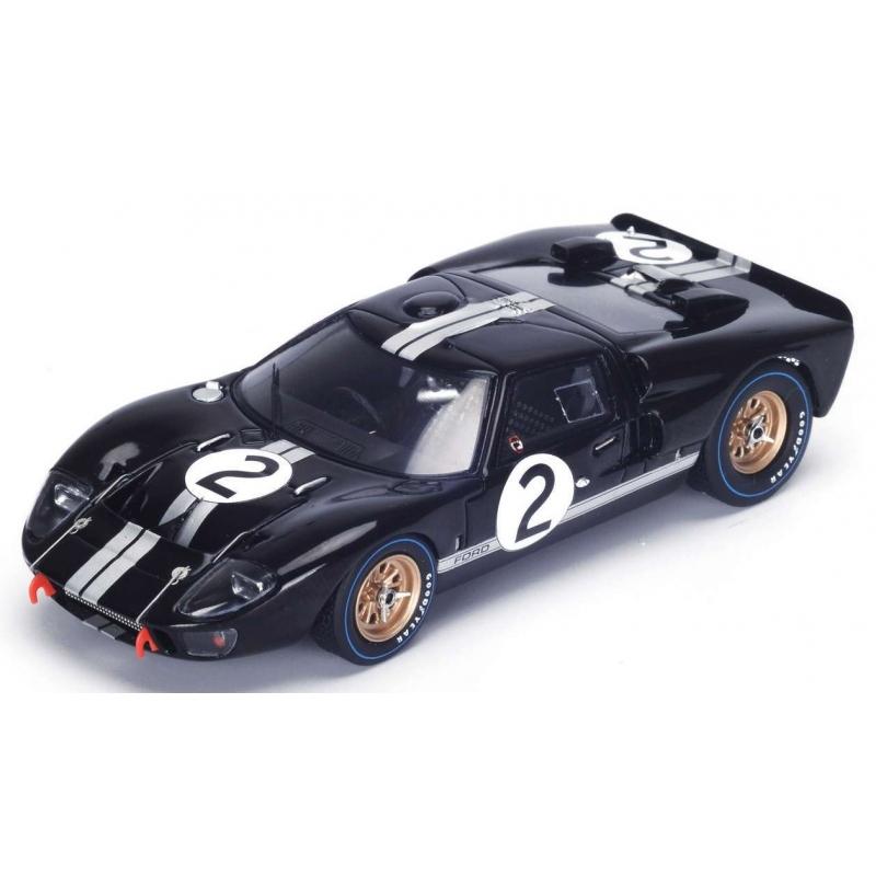 SPARK Ford Mk II n°2 Winner 24H Le Mans 1966