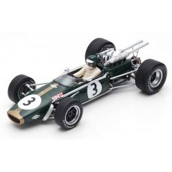 SPARK 1/18 Brabham BT24 n°3...