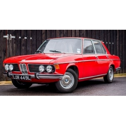 MINICHAMPS BMW 2500 (E3) 1968