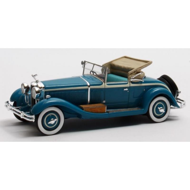MATRIX MX40907-011 Isotta Fraschini 8A SS Castagna Roadster 1929