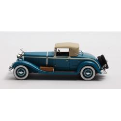 MATRIX Isotta Fraschini 8A SS Castagna Roadster 1929