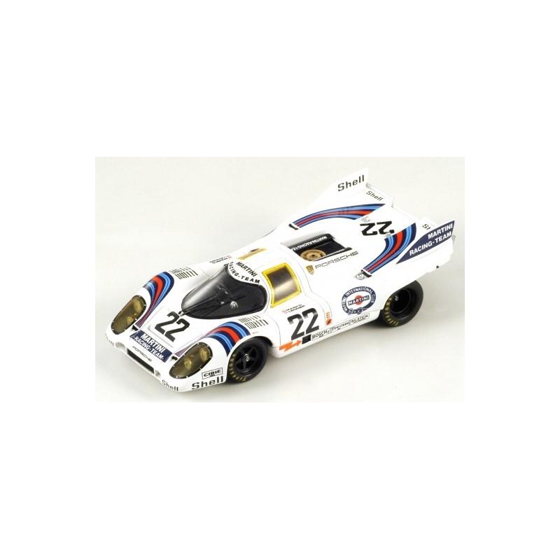 SPARK Porsche 917K n°22 Vainqueur 24H Le Mans 1971 (%)