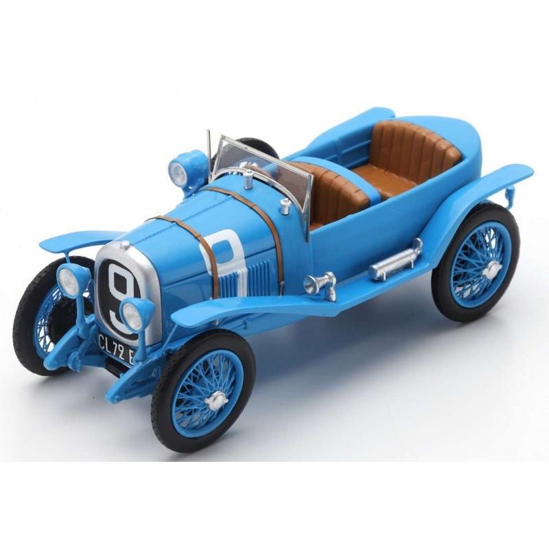 SPARK Chenard-Walcker n°9 Vainqueur 24H Le Mans 1923